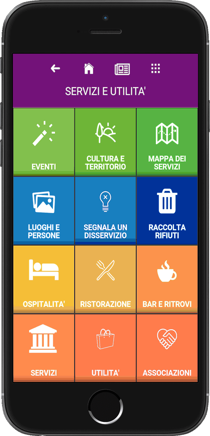 App Main Features